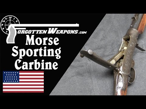 Morse Carbine: If the Army Says No, Sell it Commercially!
