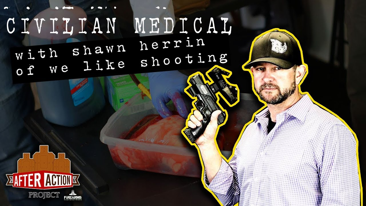 AAP 0011: Civilian Medical I with Shawn Herrin (Unedited)