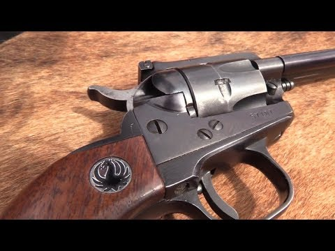 Ruger Single-Six   22 LR