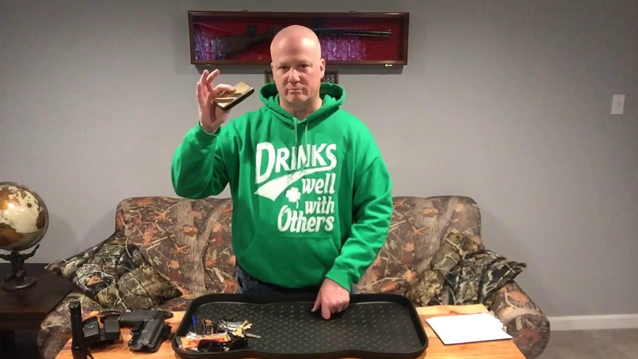 EDC Dump, Happy St Patrick's Day 🍀🍀🍀🍀