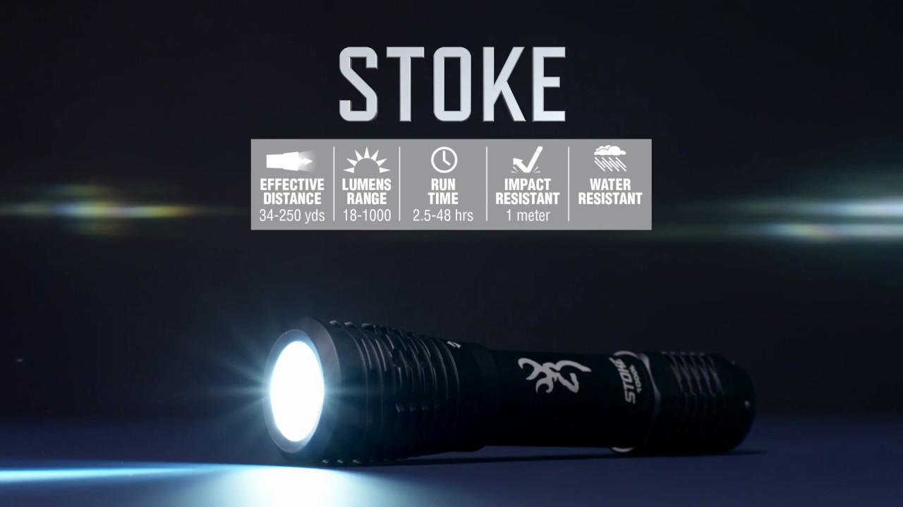 Stoke, USB Rechargeable