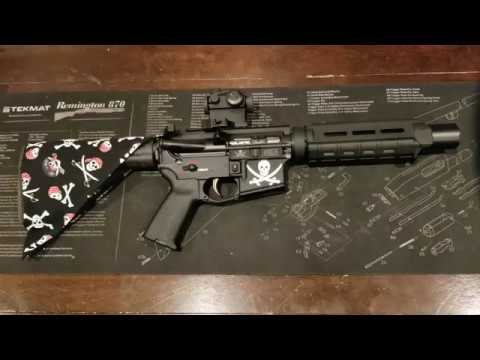 Spikes Tactical / PSA maurader AR tabletop review