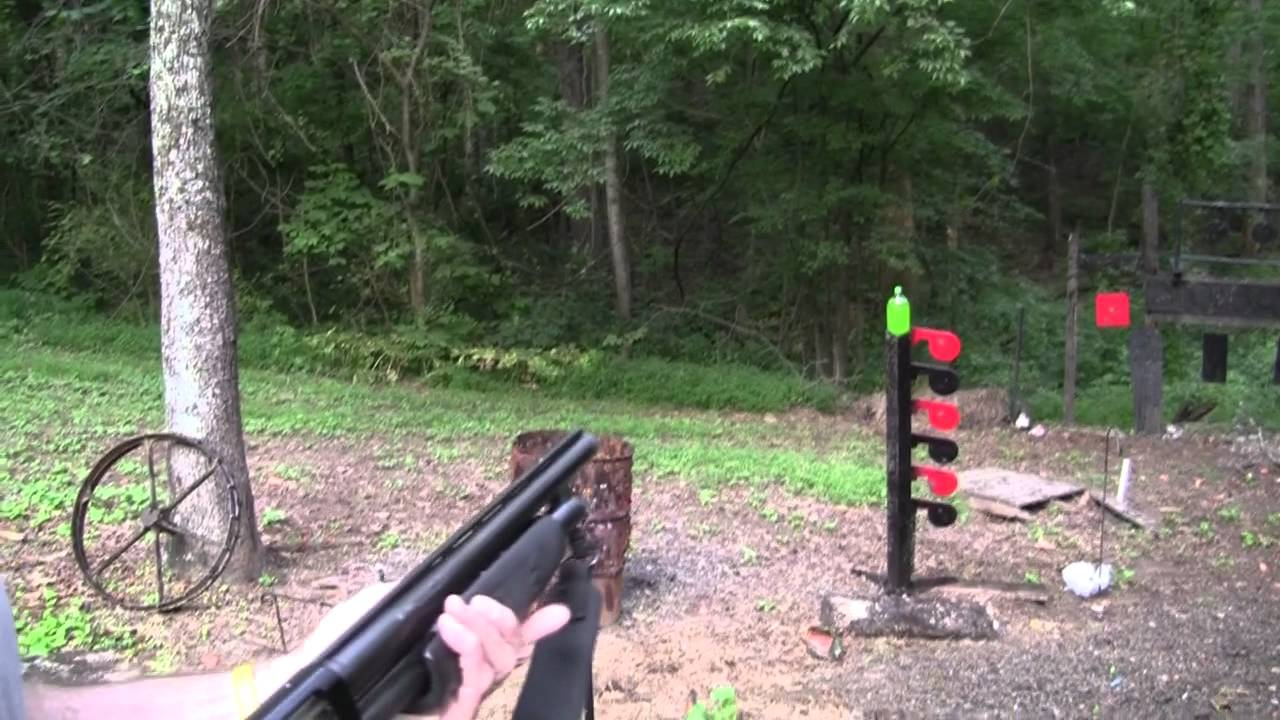 Mossberg 500  Chapter 2