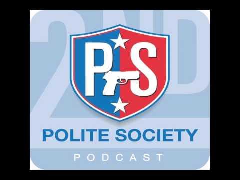 Yehuda Remer on The Polite Society Podcast