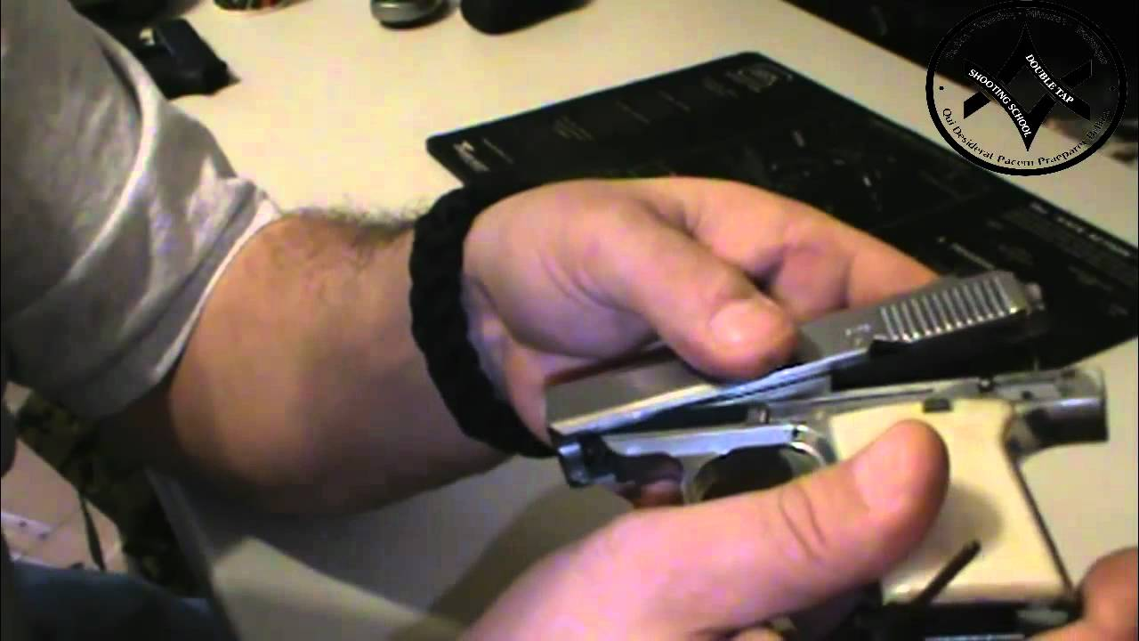 Field Strip Raven Arms MP 25.mp4