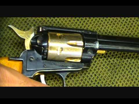 Western Six 22LR Revolver