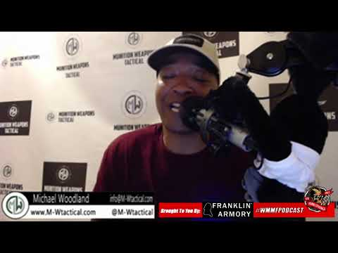 Podcast #366 SHF & MW Tactical Who's Going to NRAAM Next Week? Hank Strange WMMF Podcast