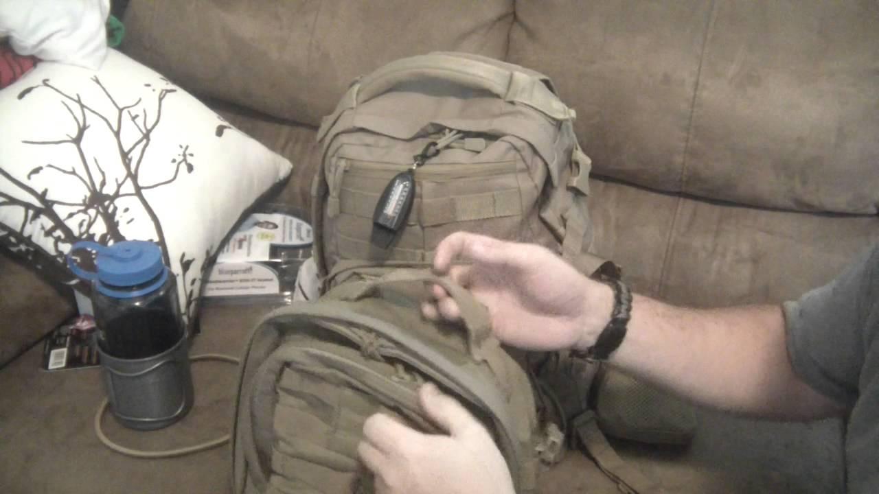 Gear Overview- Fieldline Tactical Bag