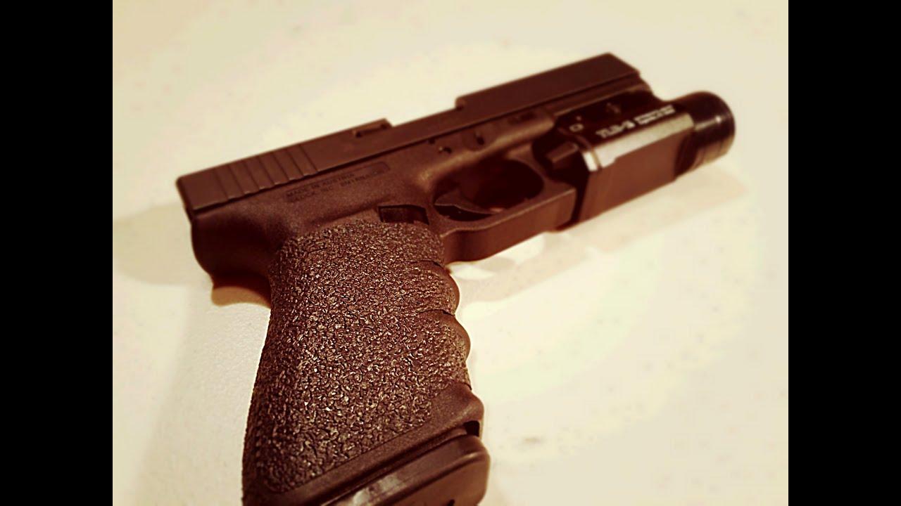 Talon Grips Review (Glock 21SF)