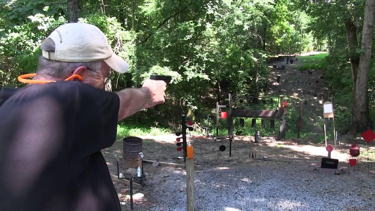 Glock 20 & Glock 29  with Heavy Hard Cast Buffalo Bore bullets