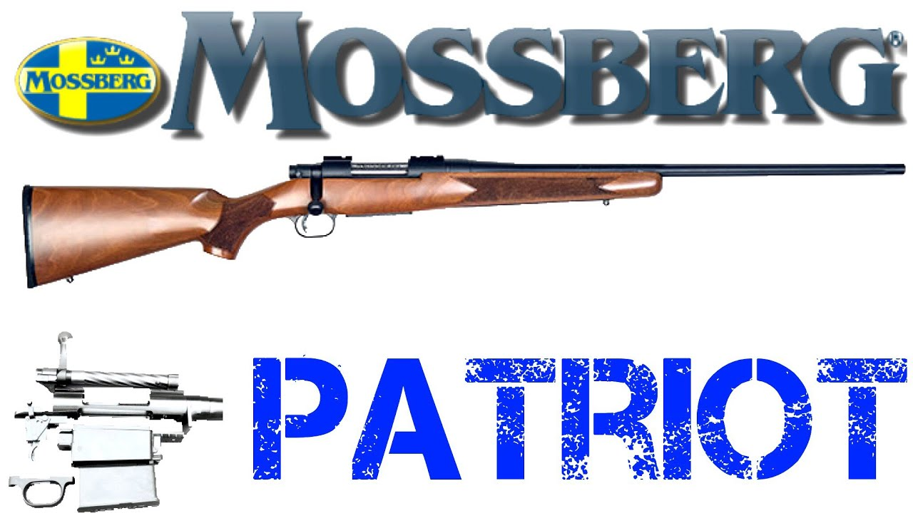Mossberg Patriot Review