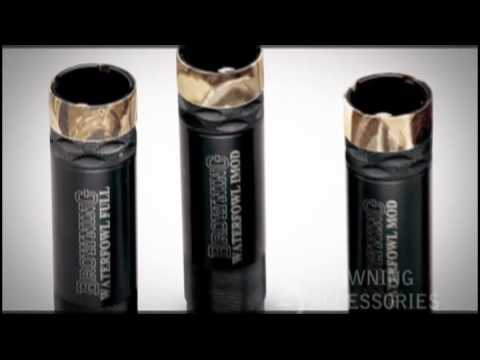 Browning Shooting Accessories 2008 Overview