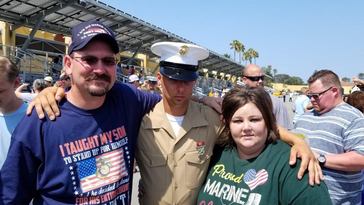 My Son's Marine Graduation 🇺🇸