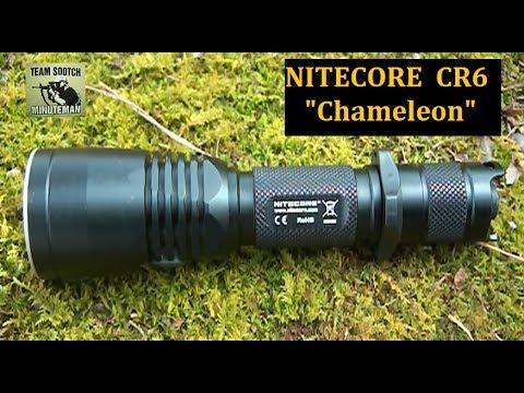 Nitecore Chameleon Tactical LED Light