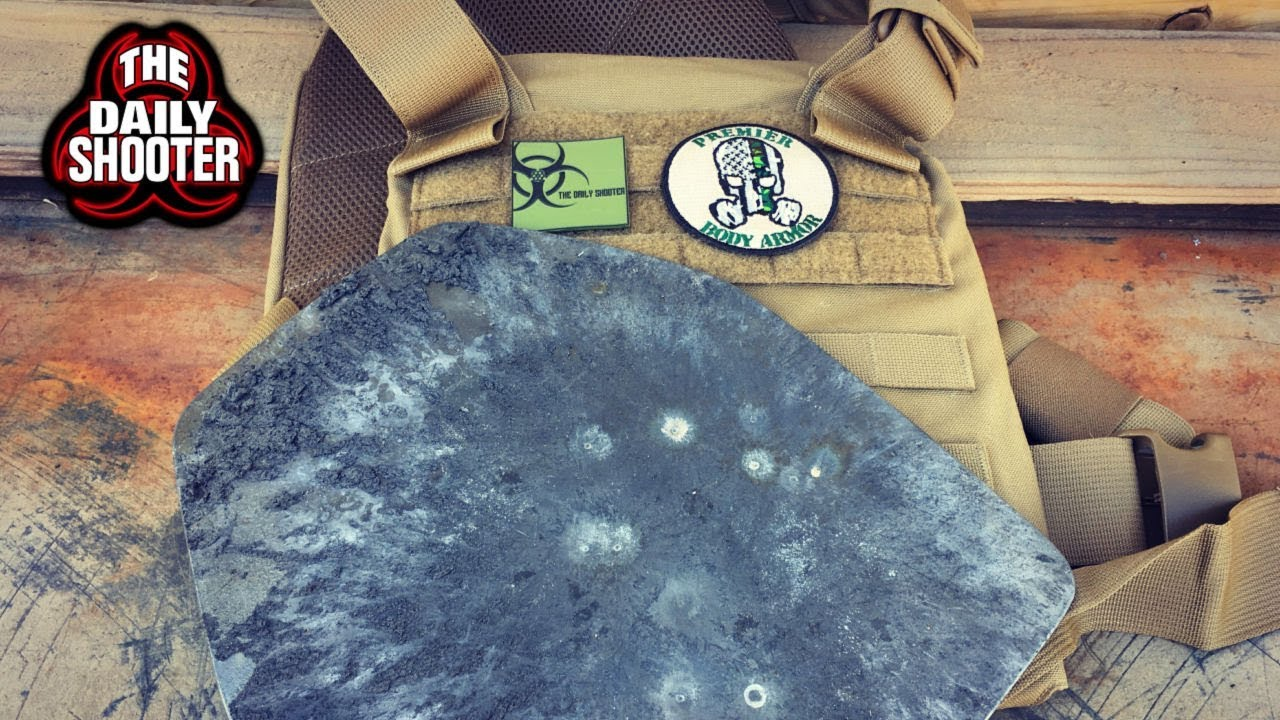 The Best Level III Steel Body Armor I've Used