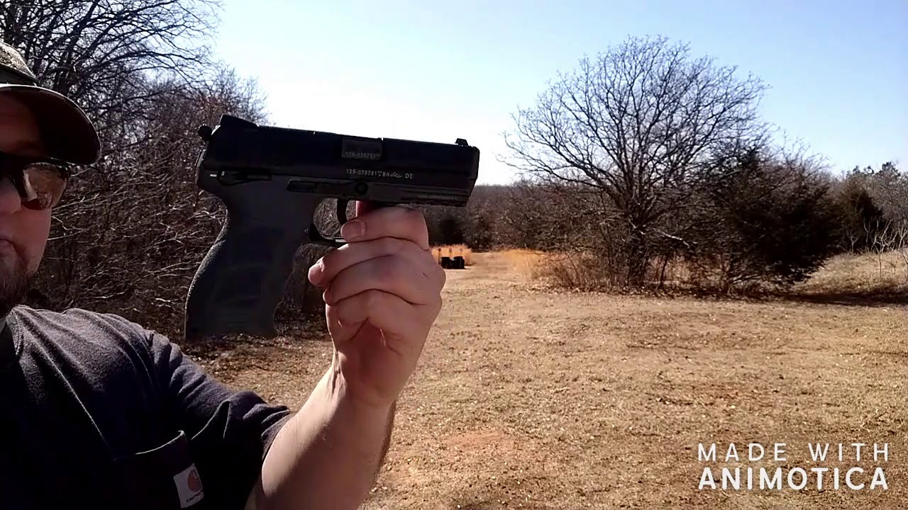 HK P30S initial thoughts and shots!