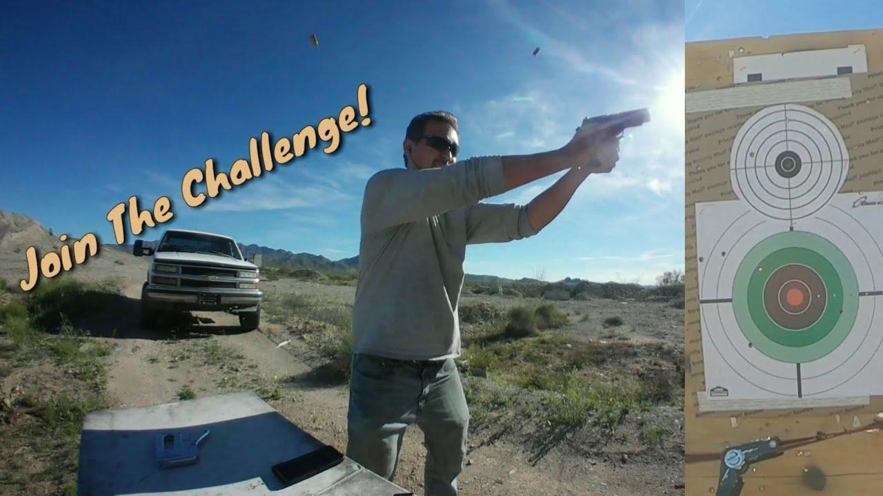 Day 2 - Charlie/James thang pistol challenge