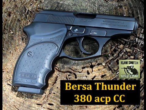 Field strip a bersa thunder 380