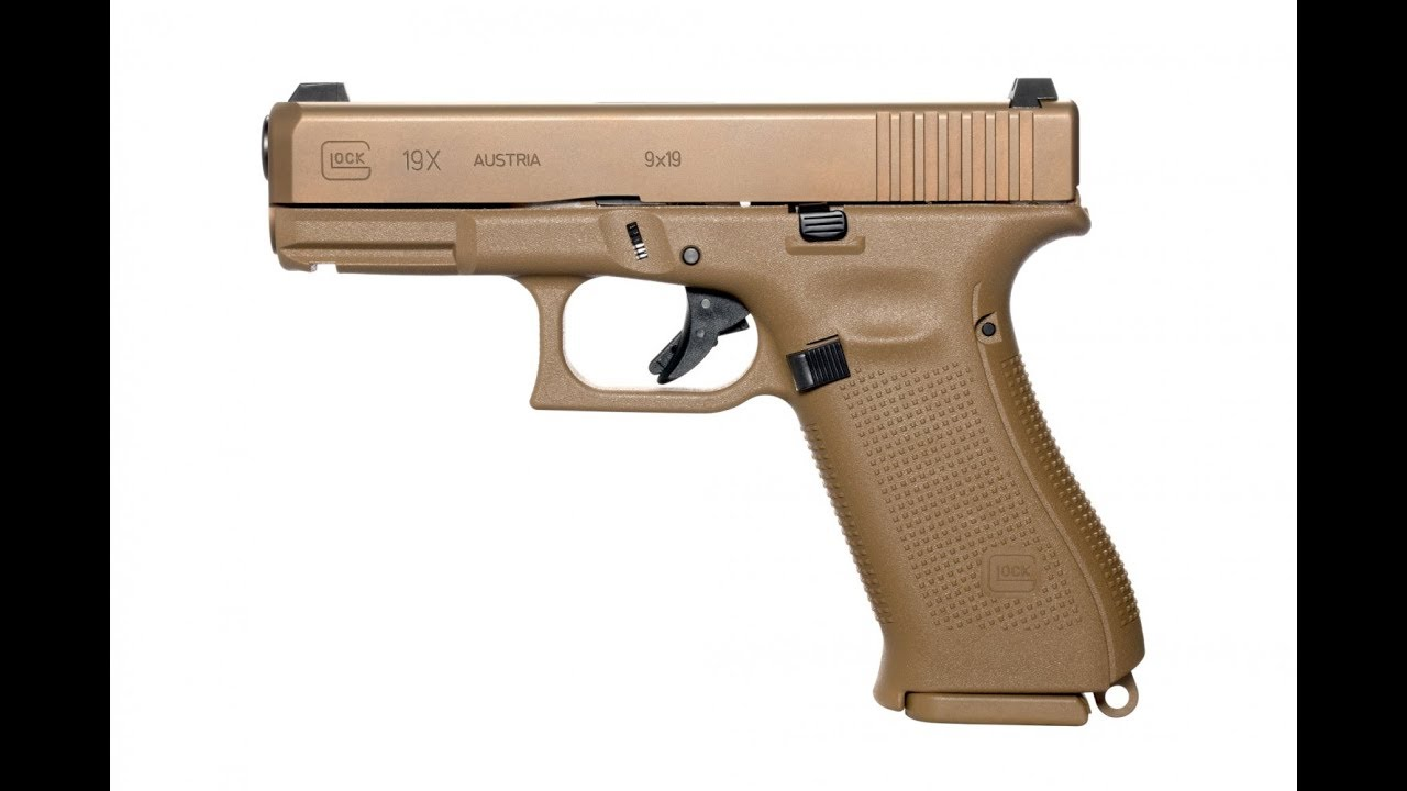 Glock 19X:  Did Glock Release A Dumb Design?