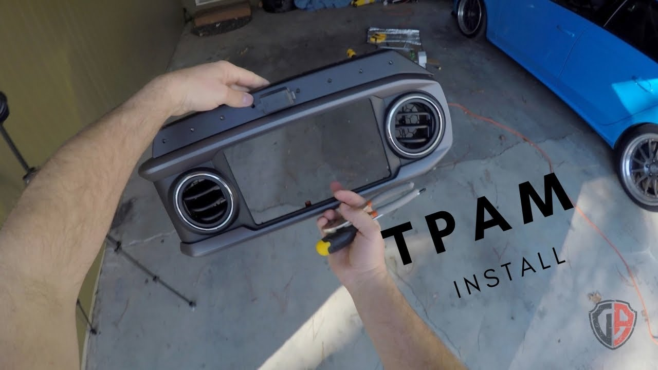 Installing Expedition Essentials TPAM - 2019 Tacoma