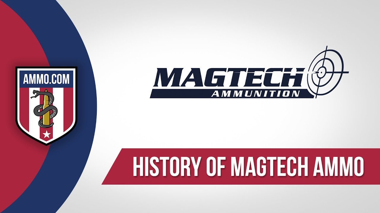 Magtech Ammo - History