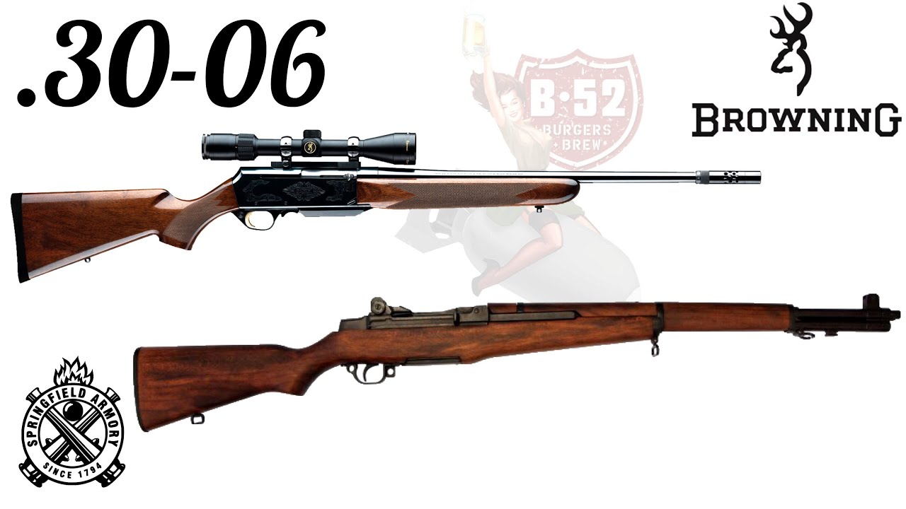 M1 Garand VS BAR Mark II