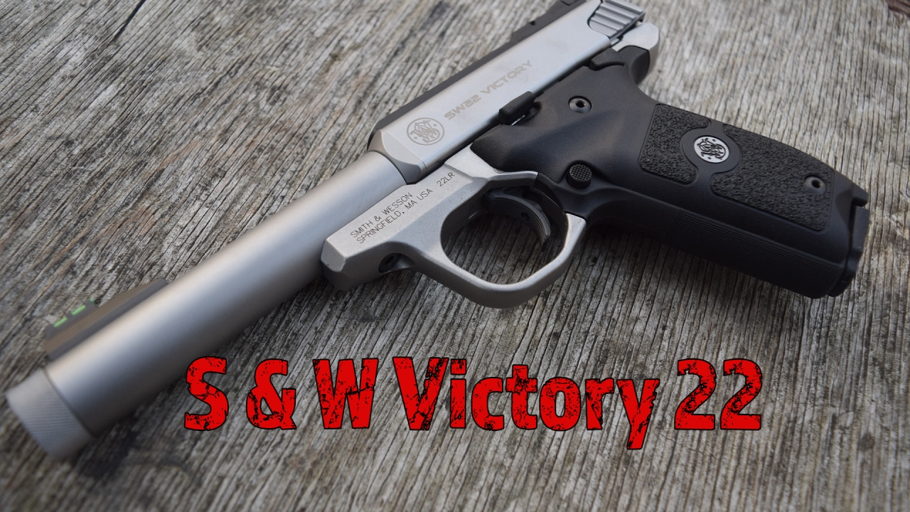 Smith & Wesson Victory 22