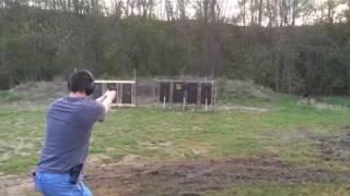 Glock 17 gen 2, further break in.