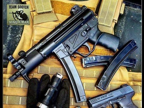Zenith Z 5P 9mm Roller Lock Pistol