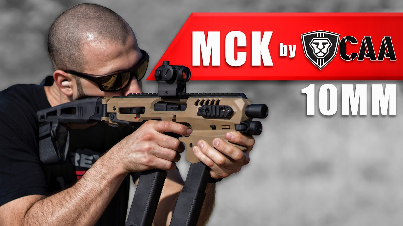CAA MCK (Micro Conversion Kit) for Glock | Discount Code