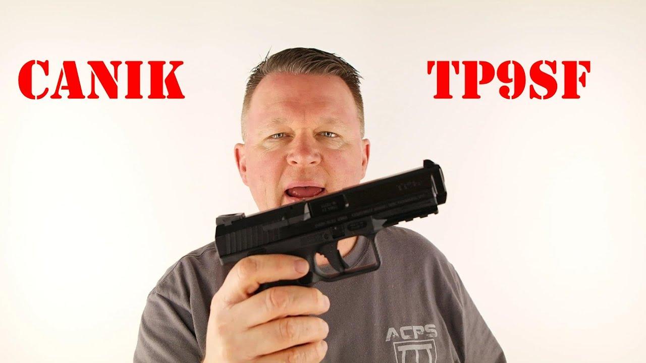 Canik TP9SF