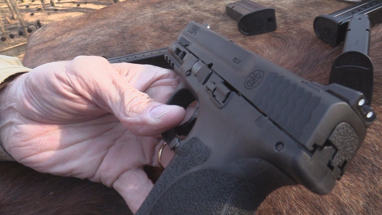 M&P Compact  2.0   Chapter 2