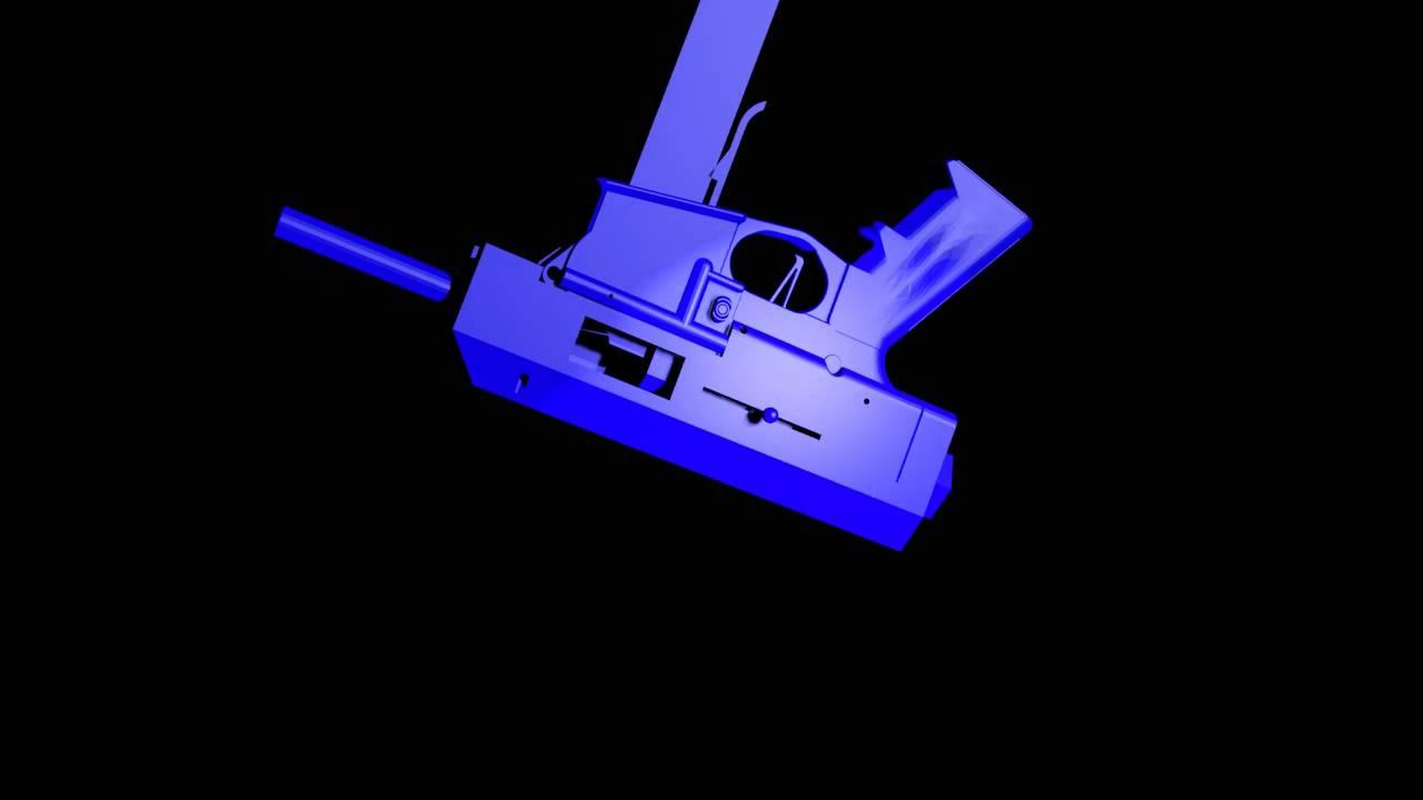 DEFCAD Shuty 9mm (Pistol)