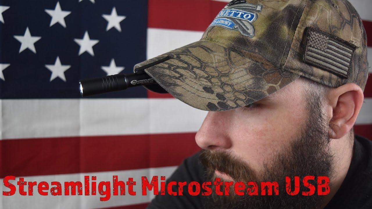 Streamlight Microstream USB...The Do It All EDC Mini Flashlight