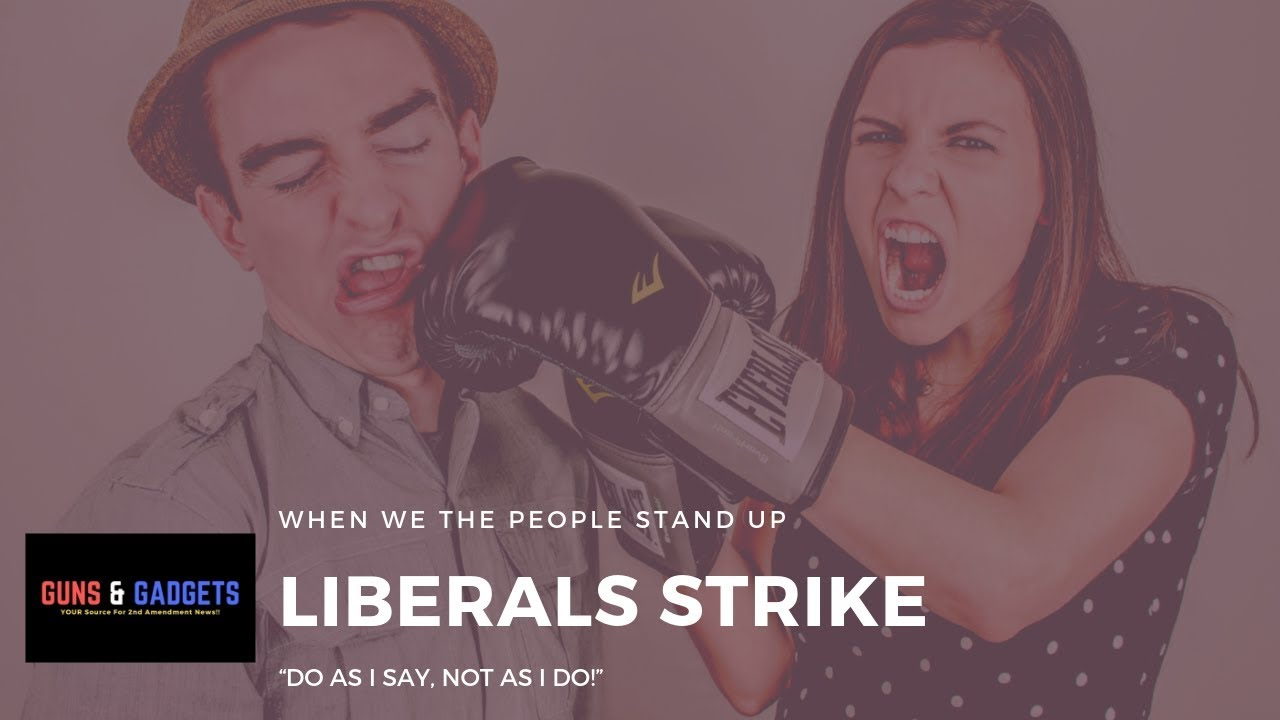 When People Stand Up The Liberals Make It Illegal