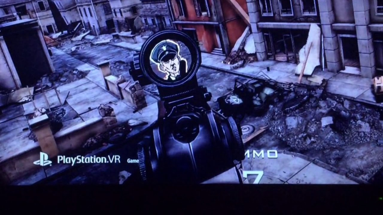 Cav on Gun Club VR