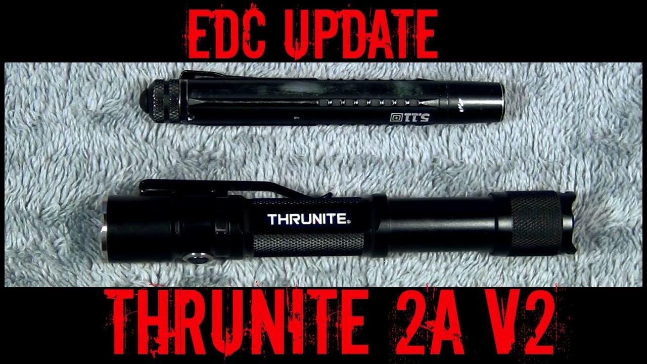 Thrunite 2A V2 My New EDC