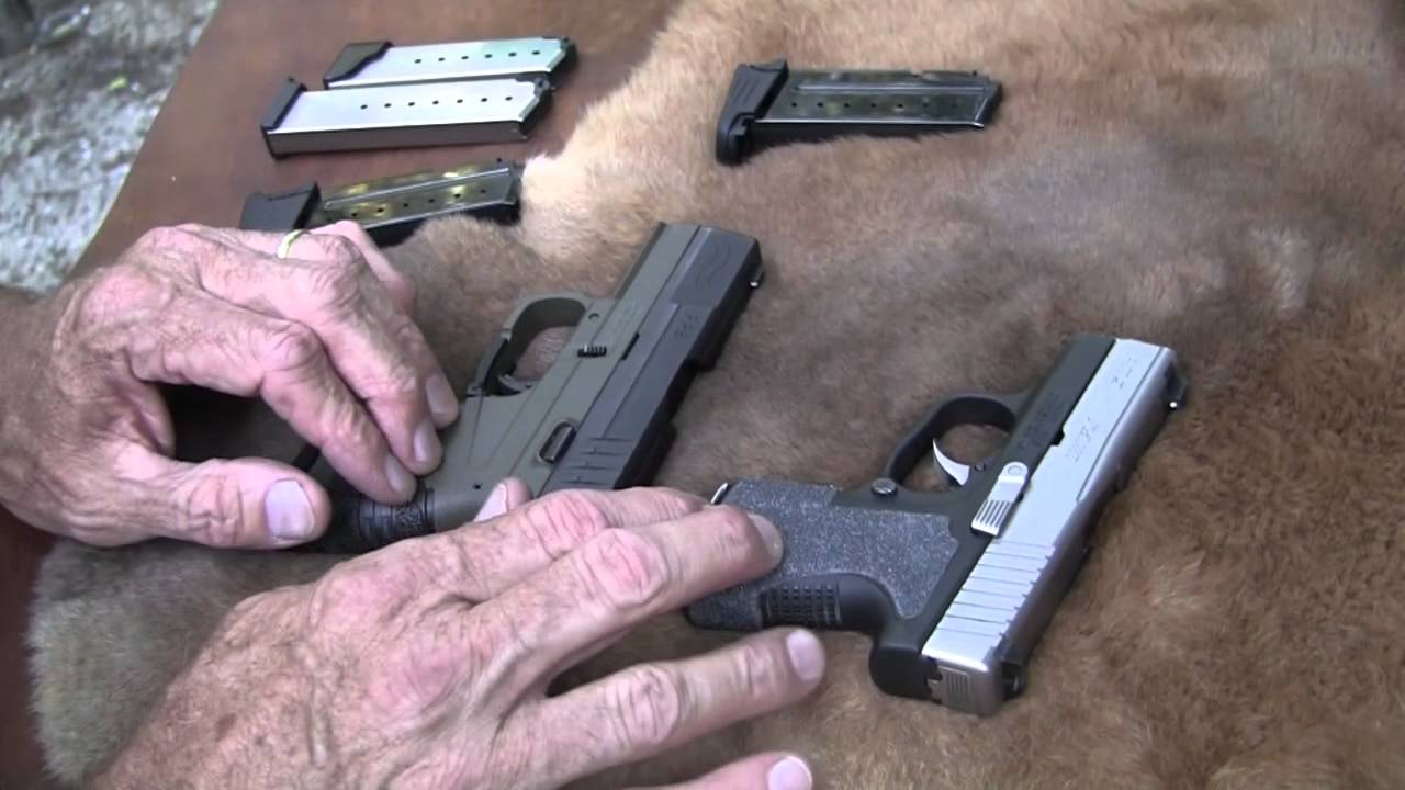 Kahr PM9 vs Walther PPS