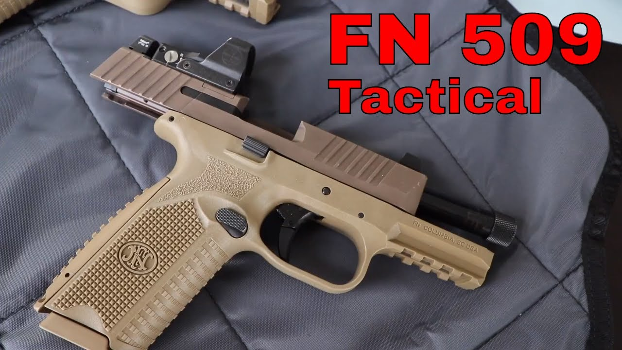 FN 509 Tactical Table Top