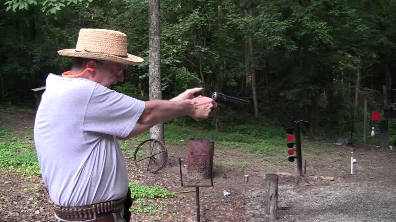 Colt SAA  (Original barrel length & caliber)