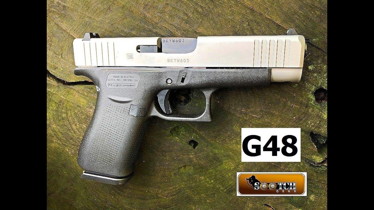 New Glock G48 Single Stack Full Size