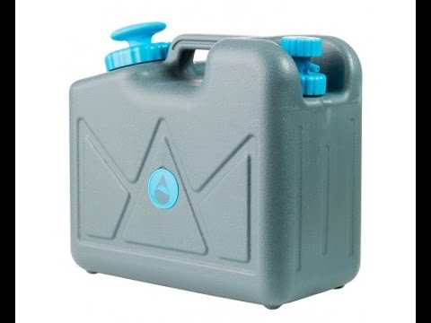 Hydro Blu Pressurized Jerry Can Water Filter Review
