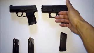 Sig P365 Vs Glock26