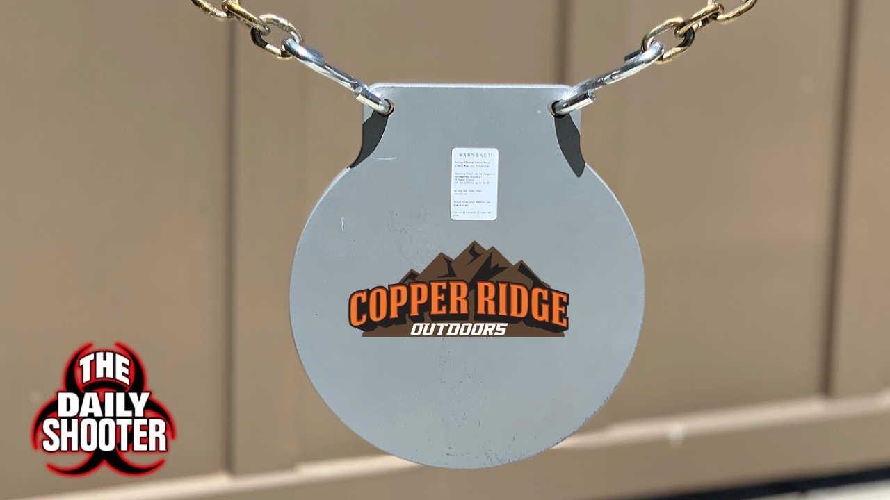 AR500 Target & Stand Under $80? Copper Ridge