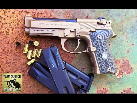Beretta 92S 9mm Police Trade in