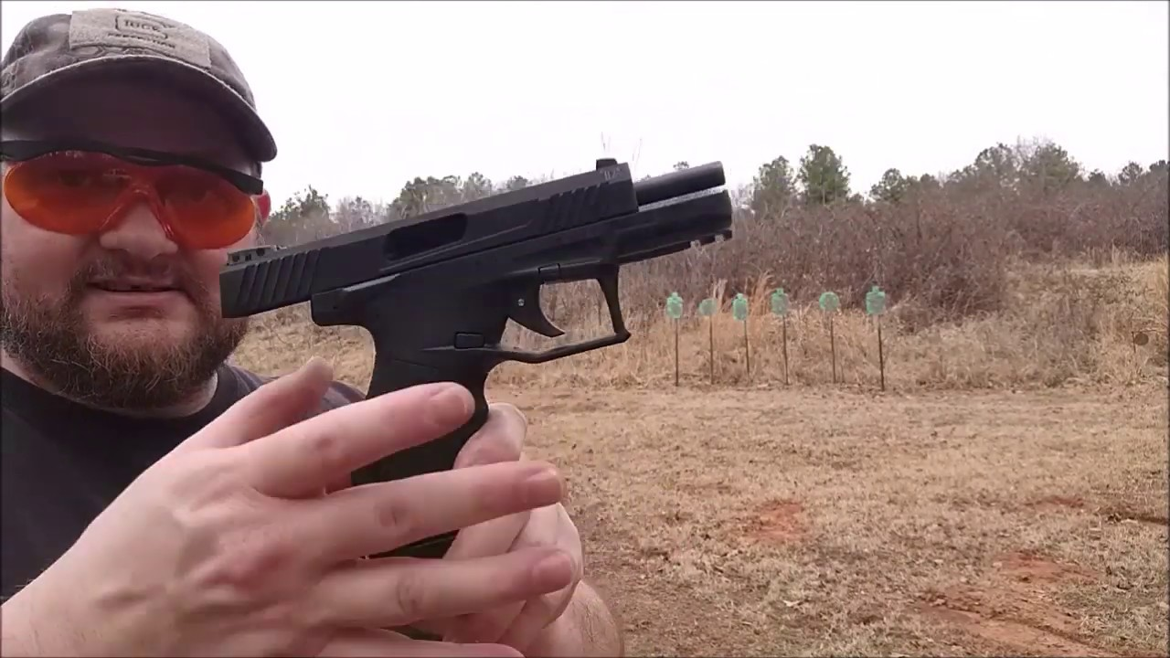 Taurus TX22 Perfection? Part Two