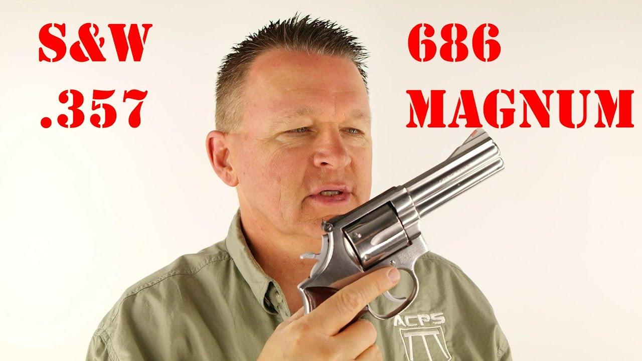 S&W 686 .357 Magnum