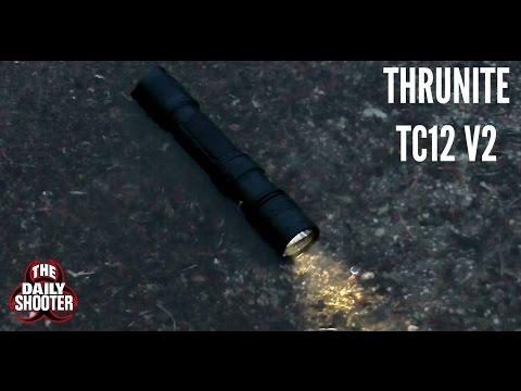 ThruNite TC12 V2 Review
