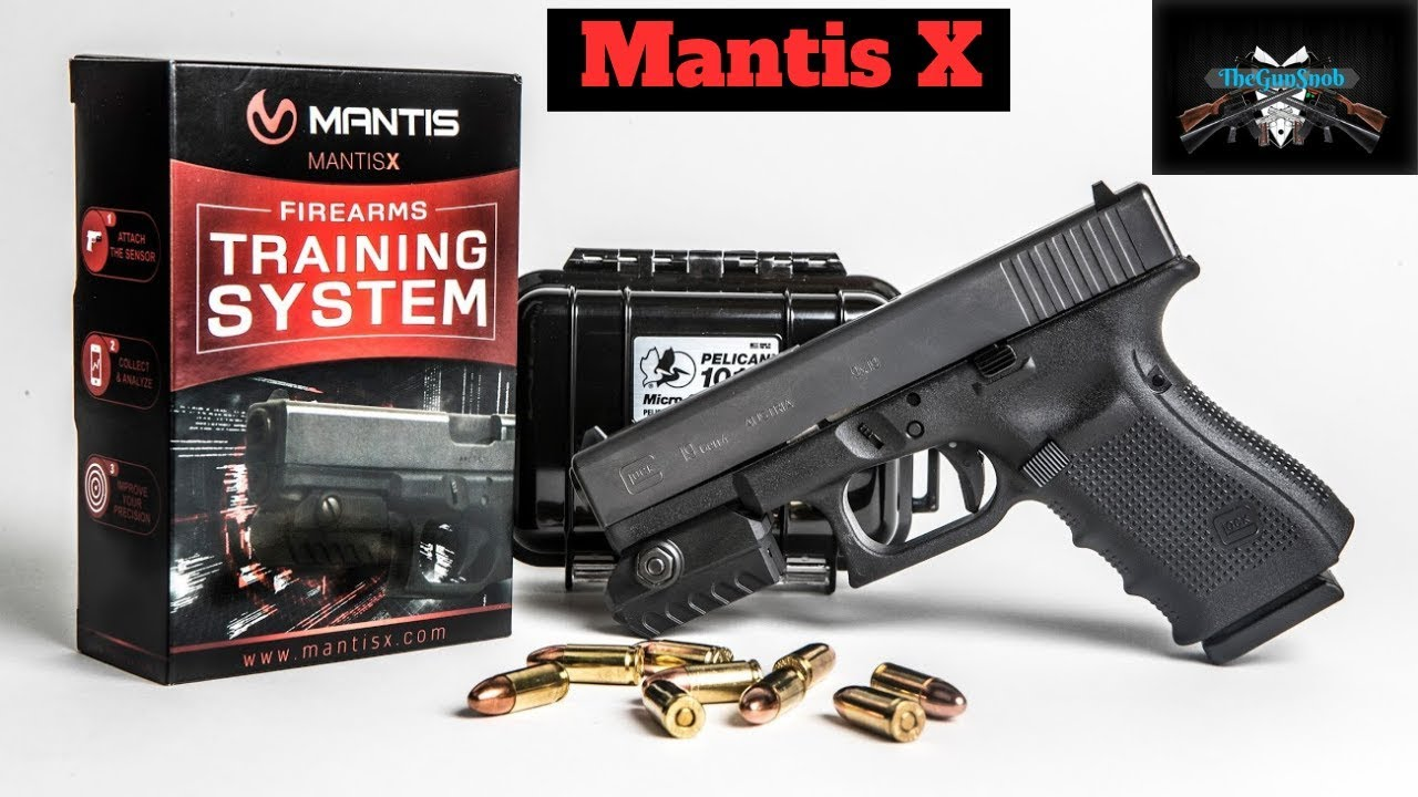 Mantis X Training System
