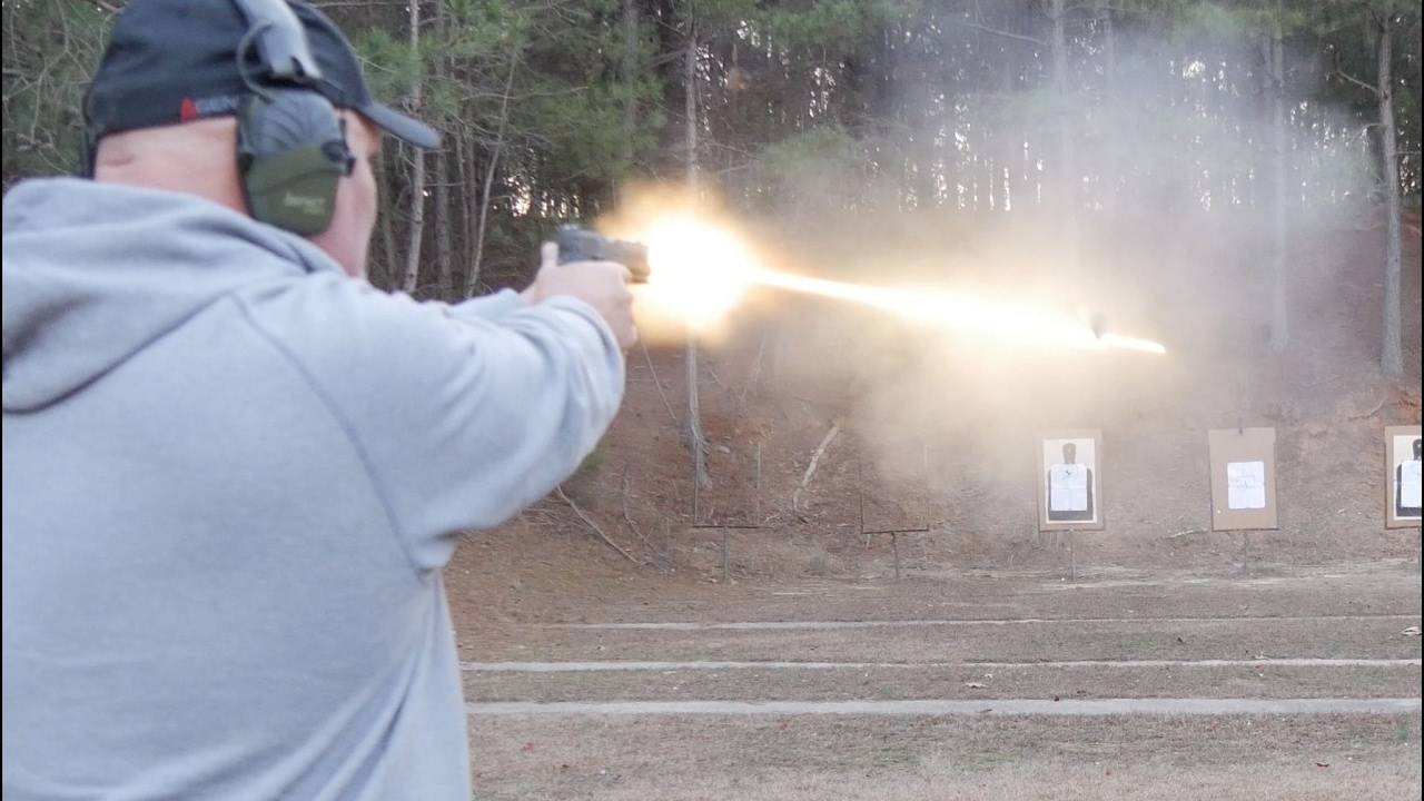 Sig Sauer P320 Range Test and Review
